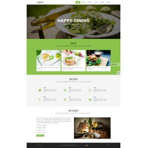 绿色饮食养生模板